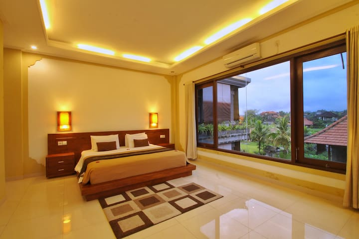 HIBISCUS COTTAGES Ubud - Deluxe Room