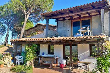 A lovely Villa with splendid sea view - Olbia