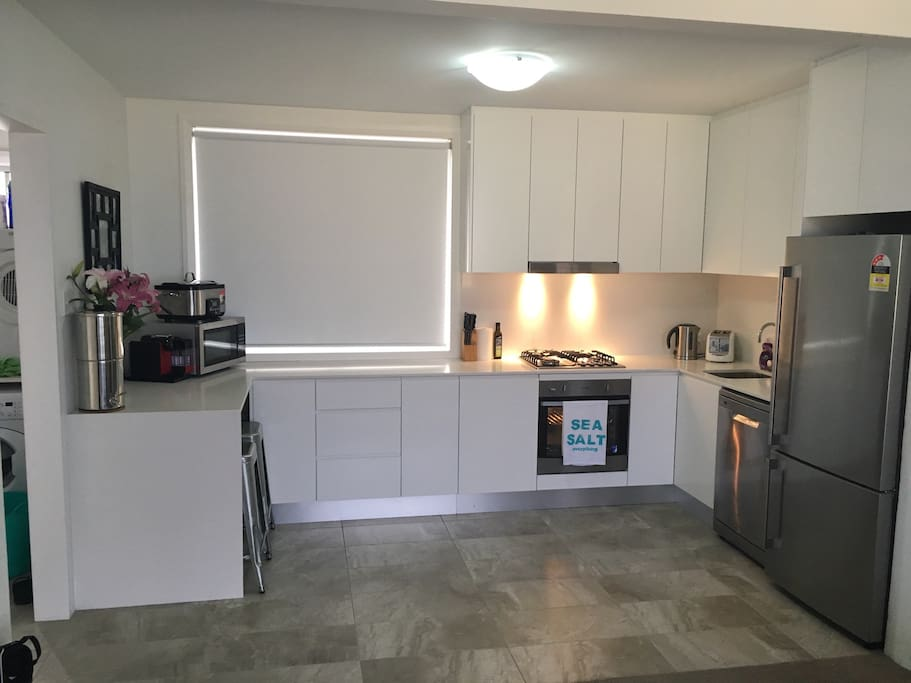Newly renovated Kitchen with all brand new appliances.
