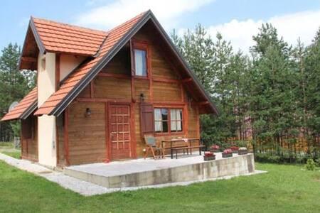 Brvnara Magnolija - Zlatibor - Zomerhuis/Cottage