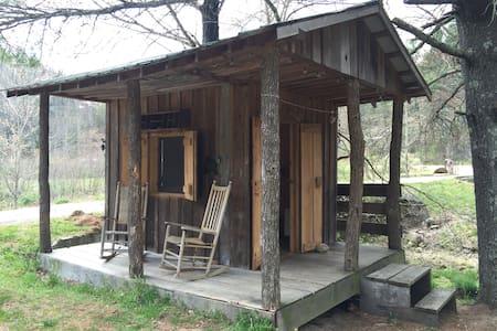 Cozy camping cabin - Balsam Grove