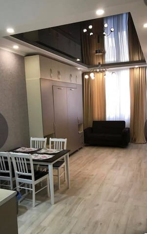 Flat in the city centre of Tbilisi