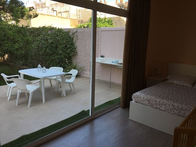 Dormitorio 1, vista al exterior