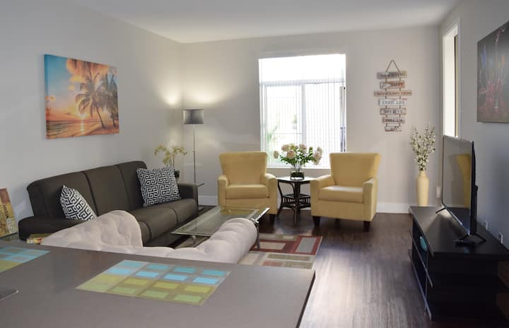 Spacious 1br/1b steps from Downtown and BART!