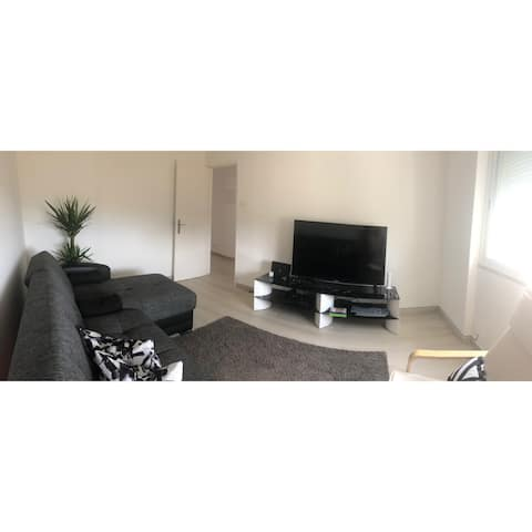 family apartment / kitchen available