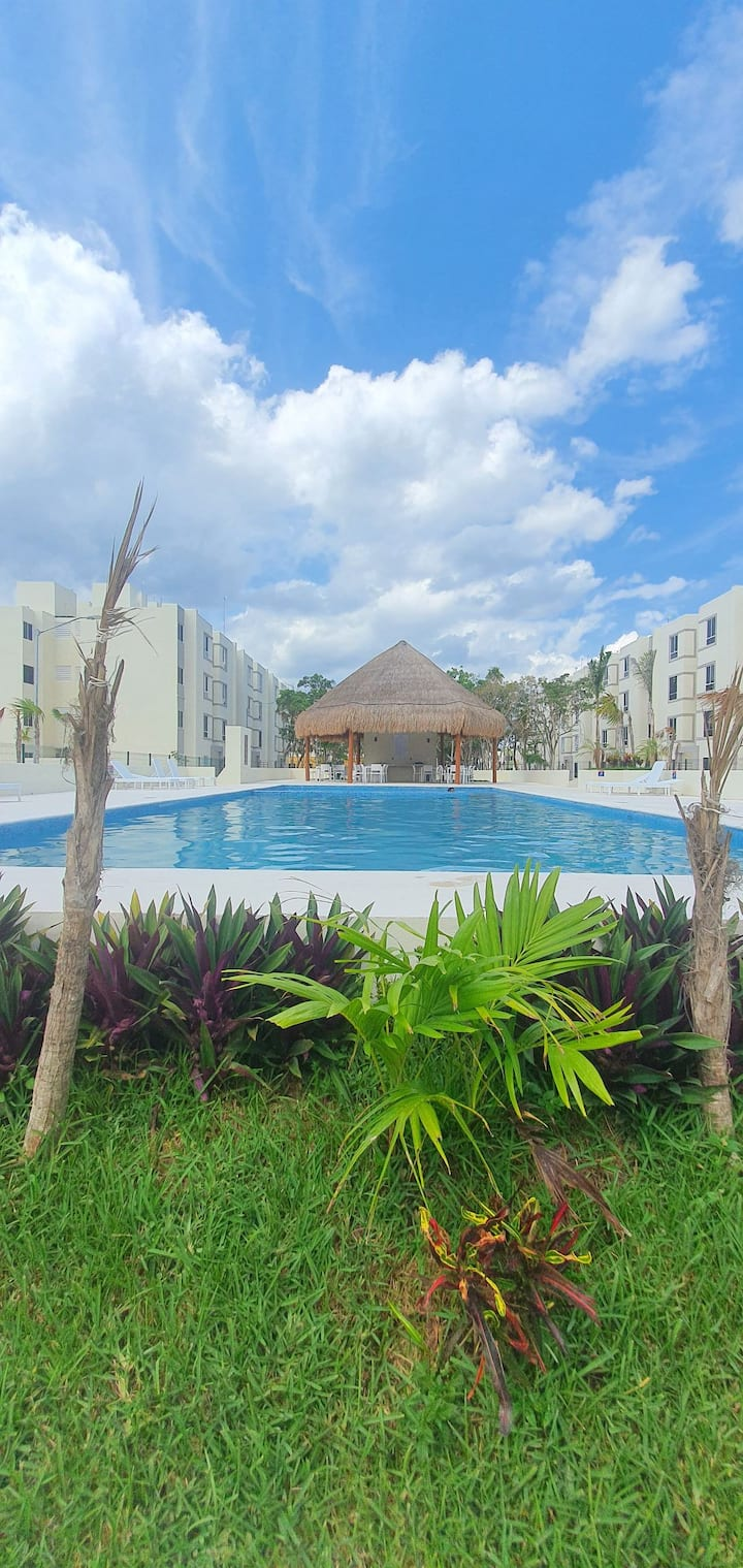 Apartment in Aldea Tulum
