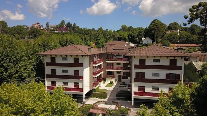 Confortável Apartamento próximo ao  Capivari
