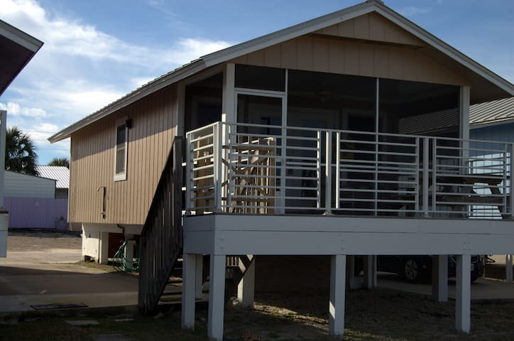 The Holey Mackerel - 2 Bedroom Cottage on the Bay. - Port Saint Joe - Cabin