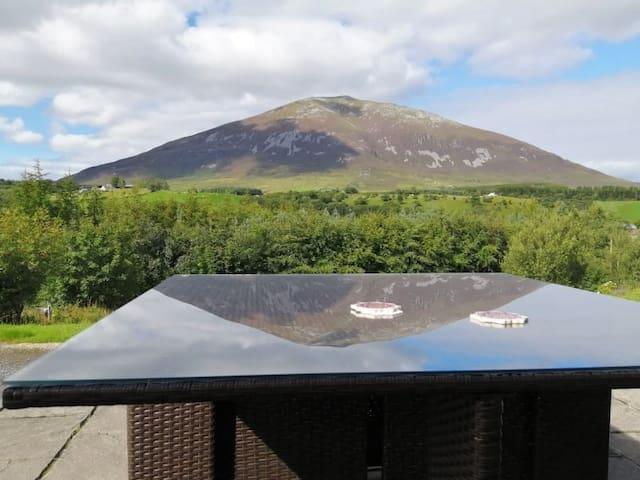 Centrally located accomodation with stunning views