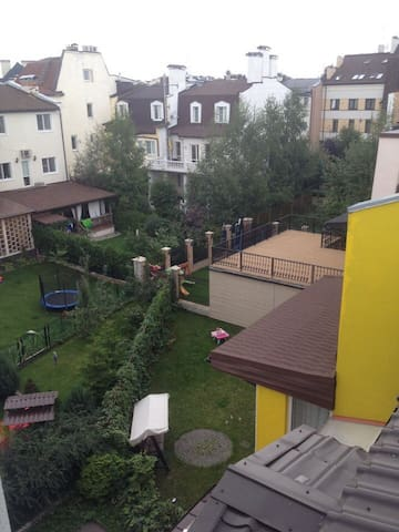 Студия на 1 ил 2 после ремонта - gorod Khimki - Apartment