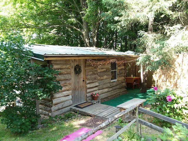 Experience this Unique Tiny House, The Goat Barn