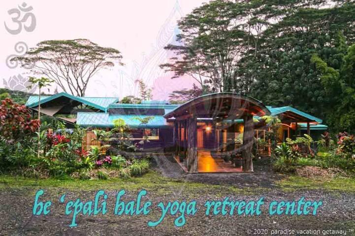HE'EPALI HALE Yoga Retreat Center Pahoa Hawaii