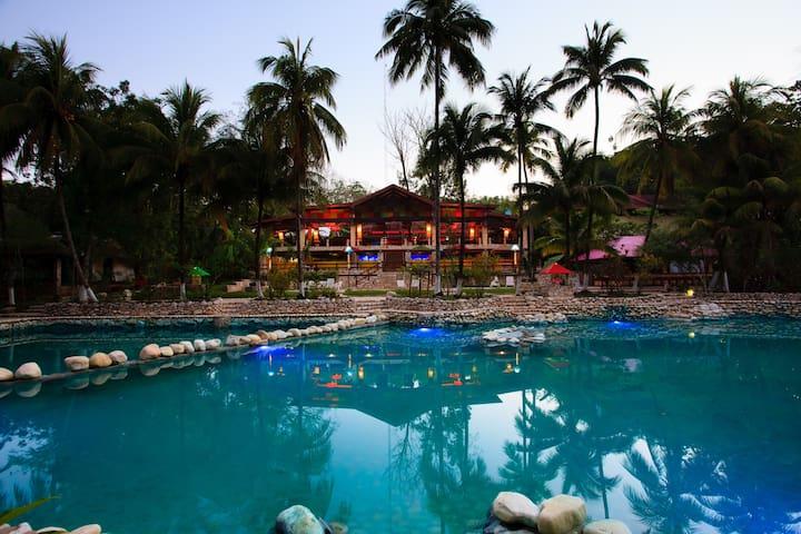 Hotel Chan-Kah Resort Village.