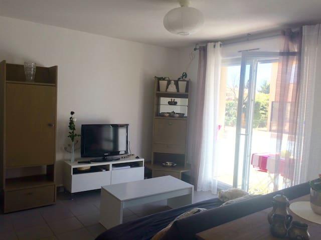 Joli T2 avec balcon - Perpignan - Huoneisto
