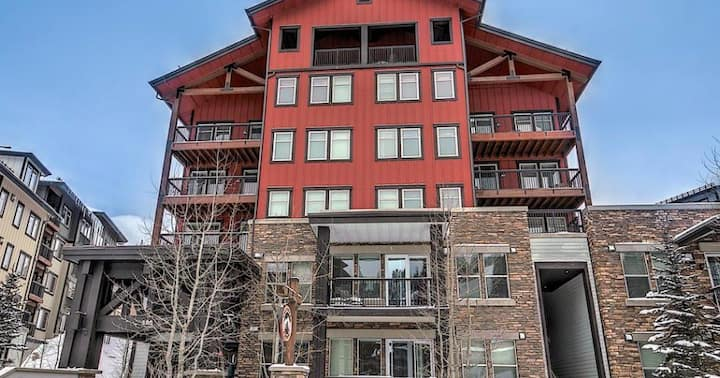 Condo in the Heart of Winter Park Resort