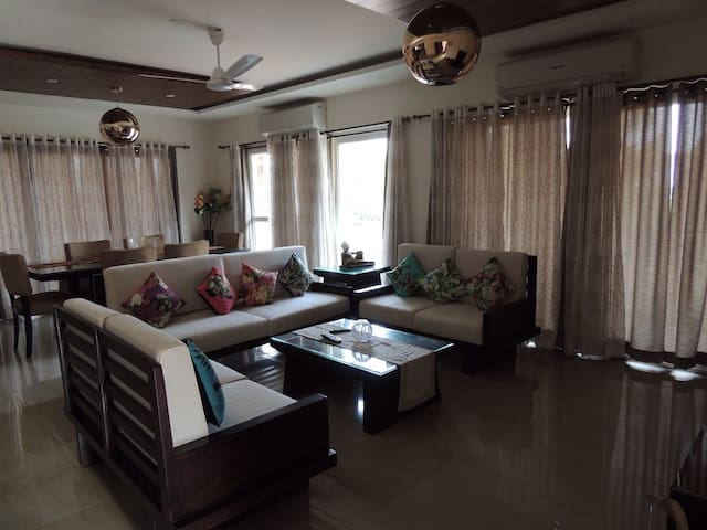 Luxurious villa in central Goa - Goa