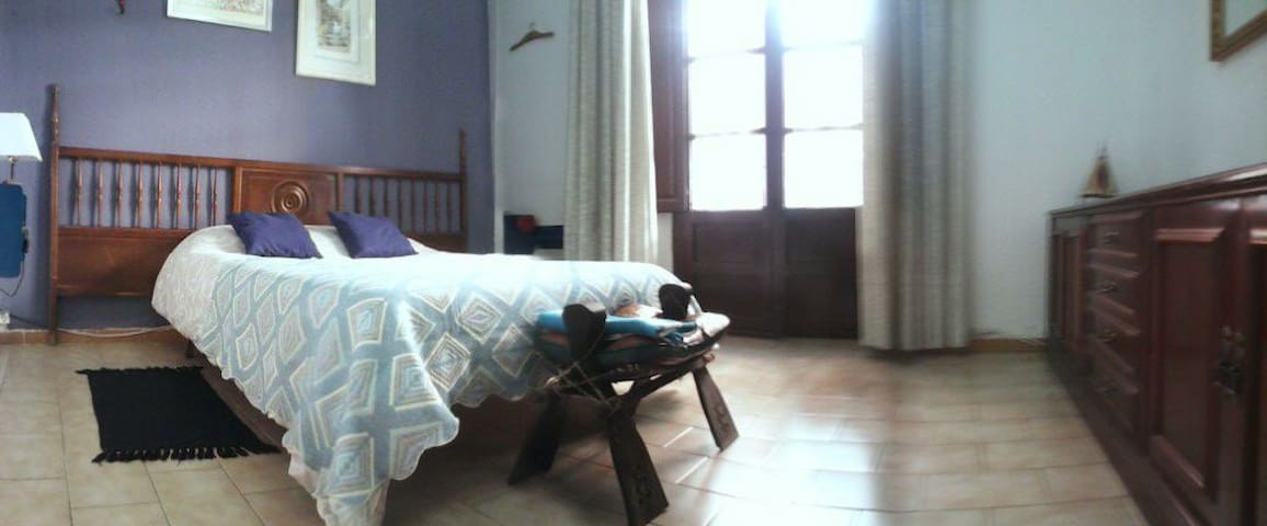 Double room Granada Center - Grenada - Hus