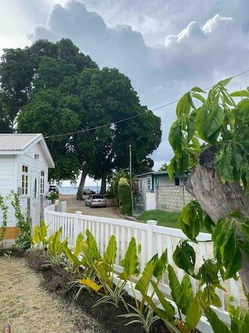 The Blue Door beach house