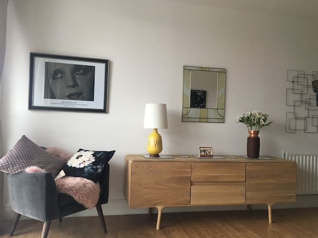 Stylish 1 bedroom apartment in zone 2