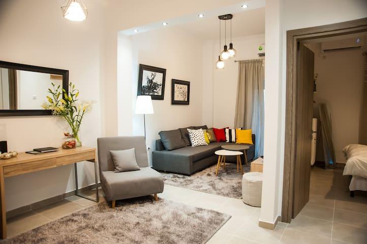 COZY LUX Apartment Near Acropolis