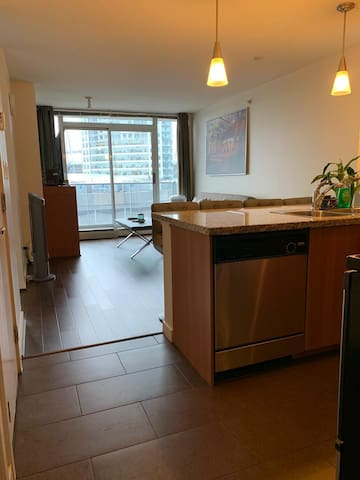 BRIGHT SPACE in the heart of vancouver