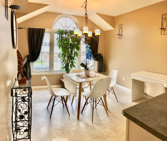 Full modern townhome with 1 bedroom
