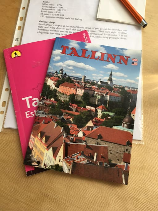 City guides provided