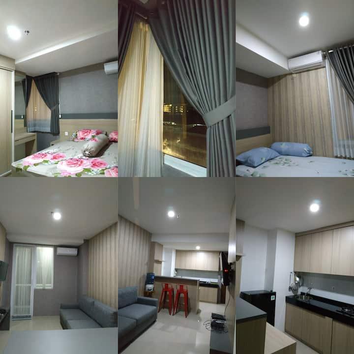 Happy Room V Apartment (2BR)