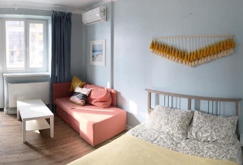 Уютные Апартаменты в Сердце Ростова