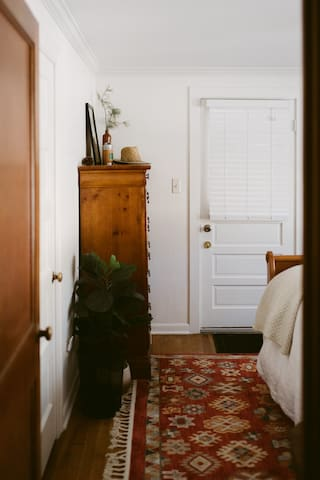 View of bedroom #1.