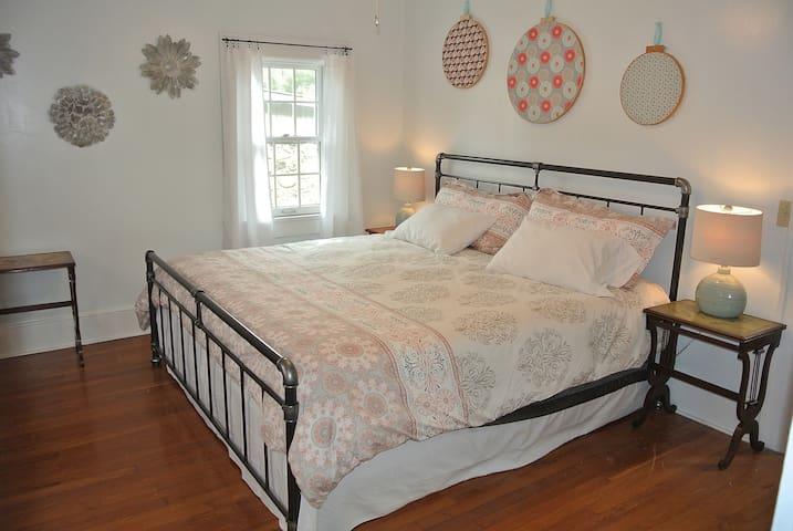 Bed 1 - alt view