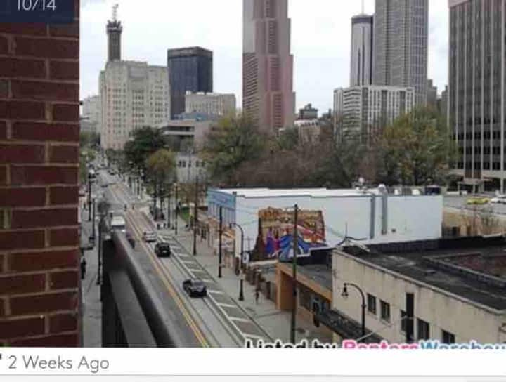 2bedrooms Cozy place in middle of downtown Atlanta