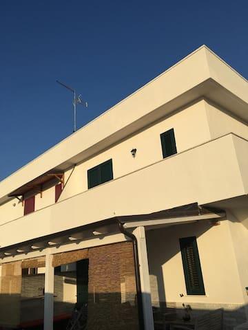 holiday apartment Il Poggio - Porto Cesareo - Flat