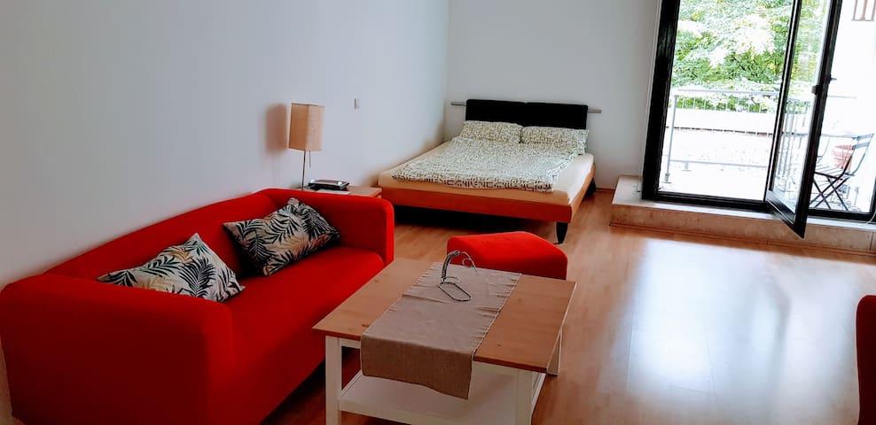 Appartement Düsseldorf Unterbilk