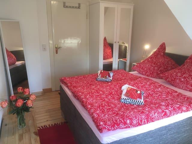 Neues Schlafzimmer Ende November 2016