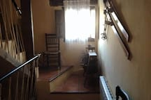 distribuidor habitaciones primer piso