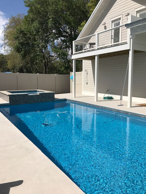 shared pool with owners