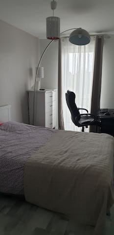 Chambre privée, Les Terrasses.