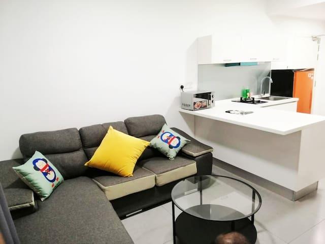 Luxury & Fast Wifi 500 mbps & Netflix Kanvas Soho3