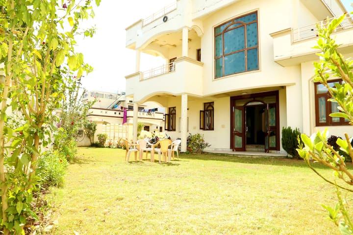 KCI Guest Villa @LakeCity