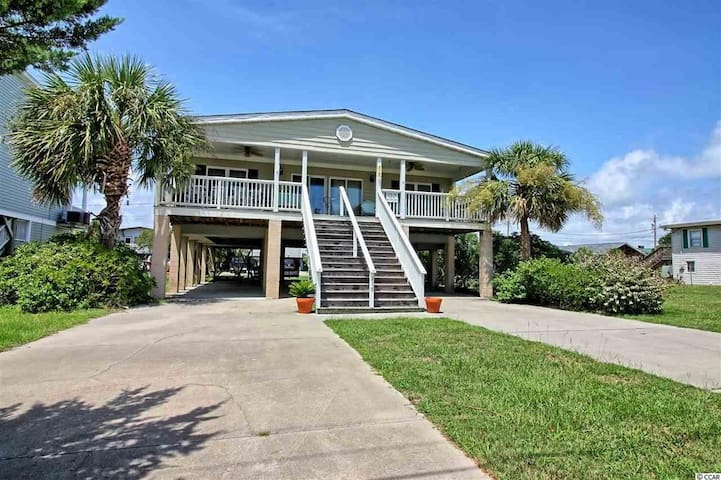 Entire Home-Murrells Inlet/Garden City Beach, SC!