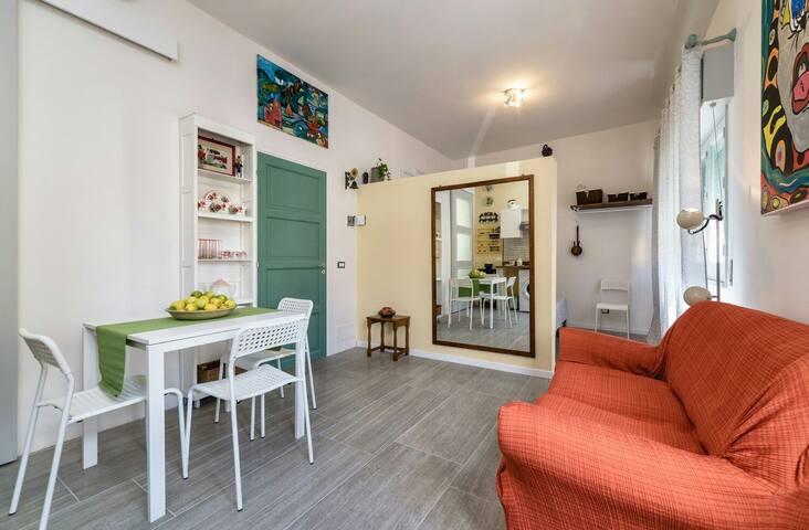 Accogliente monolocale - Marina di Ragusa - Apartment