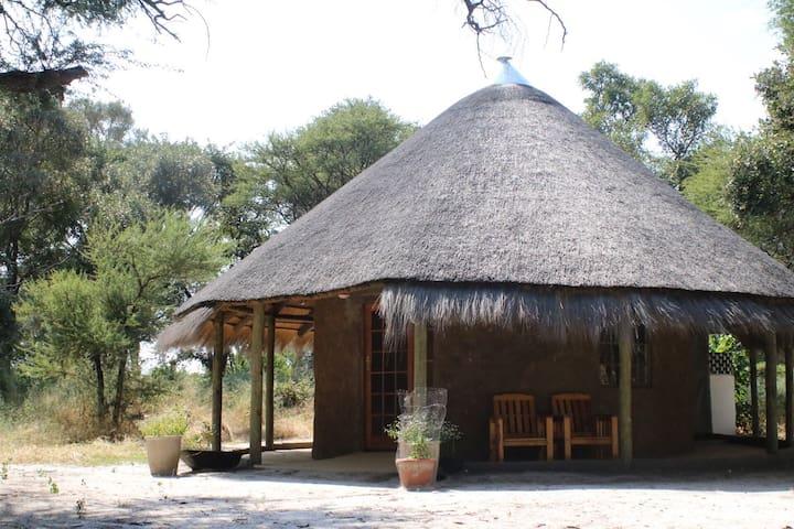 Kate's Cottage, Shorobe, Maun, Botswana