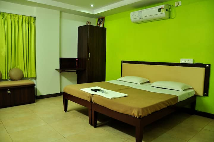 Homely family stay