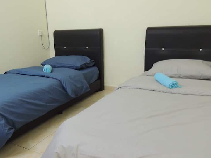 Cozy homestay (Room 02) near Sunway Lost World