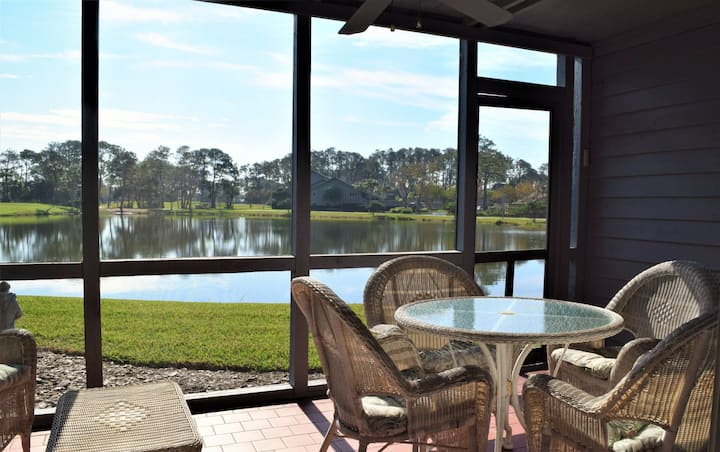 Bright and Beachy Sawgrass Townhome (316QP)