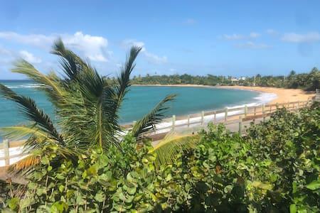 Oceanfront & Loiza Boardwalk access/Entire House