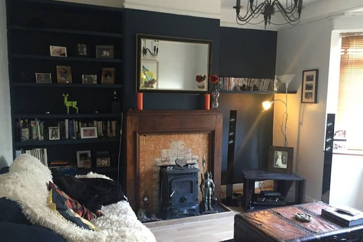 Single bedroom in spacious house! - Dublin - Ev