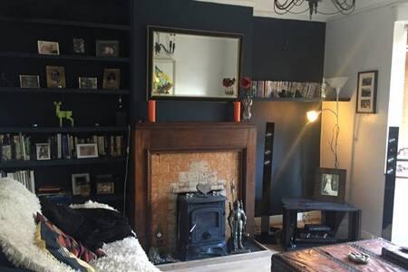 Single bedroom in spacious house! - Dublin - Haus
