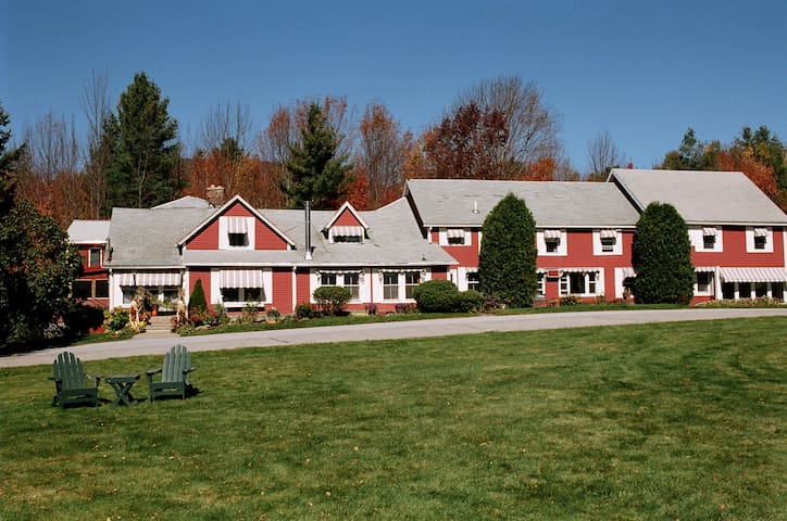 Green Mountains Bed & Breakfast - Mendon - Bed & Breakfast